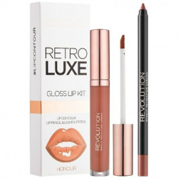Makeup Revolution Retro Luxe Kits Gloss Opulence V4