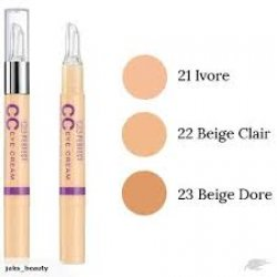 BOURJOIS 123 PERFECT CC EYE CREAM CONCEALER 1.5ml - 21 IVORY