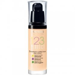 Bourjois 1, 2, 3 Perfect Foundation Size: 30 ml – 1 fl oz