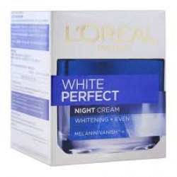 L'Oreal Paris White Perfect Whitening + Even Tone Night Cream 50 ml
