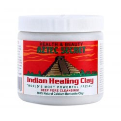 Aztec Secret - Indian Healing Clay 1 lb (454g) - Deep Pore Cleansing Facial & Body Mask